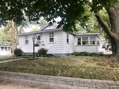 Boone Single Family Home For Sale: 1215 W 2nd Street