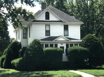 Ames Single Family Home For Sale: 1204 Lincoln Way
