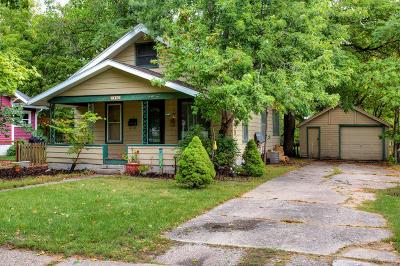 Ames Single Family Home For Sale: 1216 Burnett Avenue
