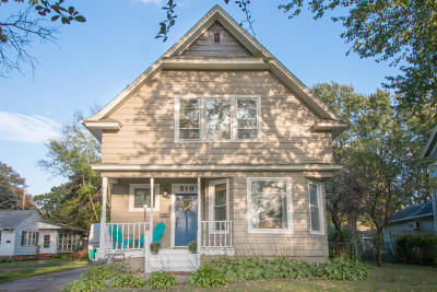 Boone Single Family Home For Sale: 516 S Boone Street