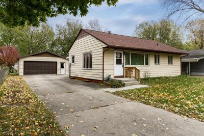 Ames Single Family Home For Sale: 1912 Clark Avenue