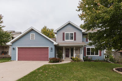 Ames Single Family Home For Sale: 5227 Maryland Street