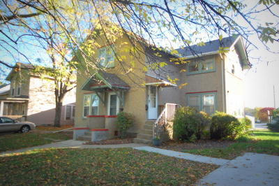 Boone Multi Family Home For Sale: 410 Boone Street
