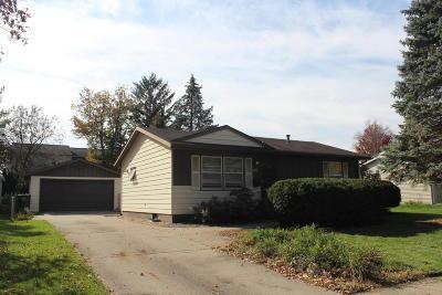Ames Single Family Home For Sale: 1310 Wheeler Street