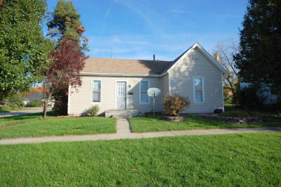 Boone Single Family Home For Sale: 1123 W 2nd Street