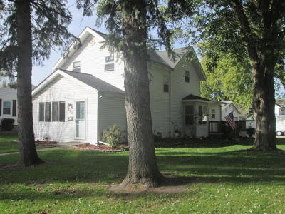 Boone Single Family Home For Sale: 1233 7th Street