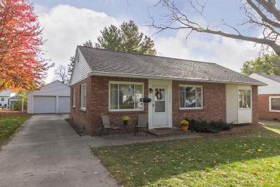 Ames Single Family Home For Sale: 1502 Carroll Avenue