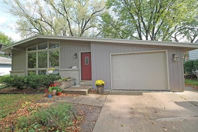 Ames Single Family Home For Sale: 3324 Harcourt Drive