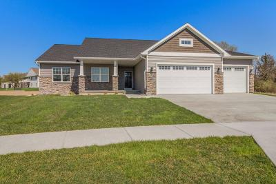 Ames Single Family Home For Sale: 827 Dotson Place