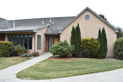 Ames Condo/Townhouse For Sale: 2232 Hamilton Dr.