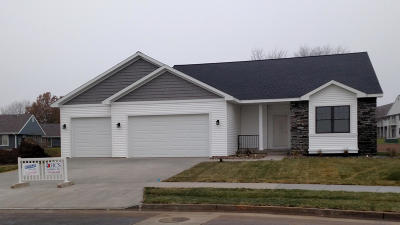 Ames Single Family Home For Sale: 833 Dotson Place