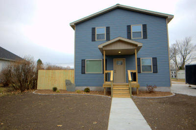 Boone Single Family Home For Sale: 1210 W 3rd Street