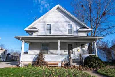 Boone Single Family Home For Sale: 1551 2nd Street