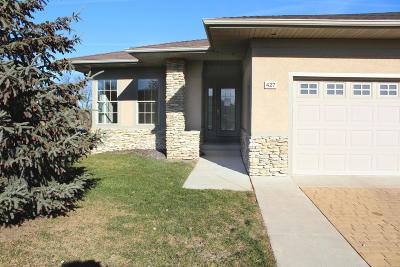 Story County Condo/Townhouse For Sale: 427 Aspen Ridge Road