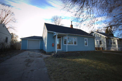 Boone Single Family Home For Sale: 1424 Garst Avenue