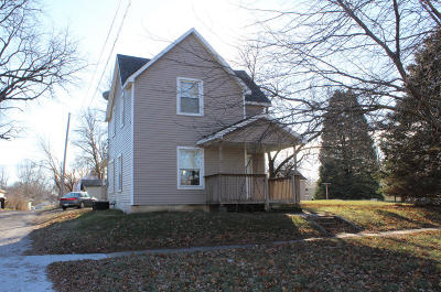 Boone Single Family Home For Sale: 1316 7th Street