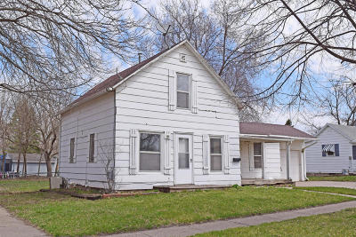 Boone Single Family Home For Sale: 821 W 4th Street