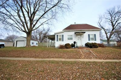 Boone Single Family Home For Sale: 1115 13th Street