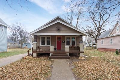 Boone Single Family Home For Sale: 114 Cedar Street