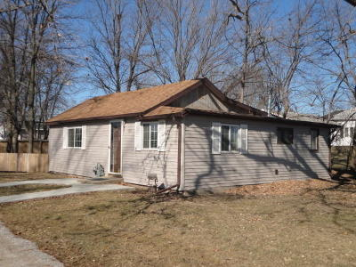 Boone Single Family Home For Sale: 809 Champa Street