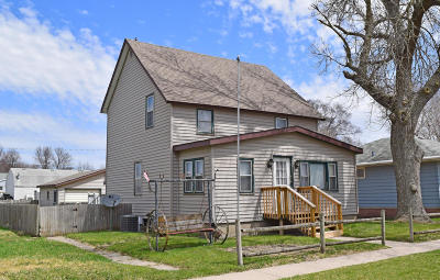 Boone Single Family Home For Sale: 121 11th Street