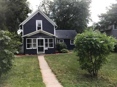Ames Single Family Home For Sale: 814 Wilson Avenue