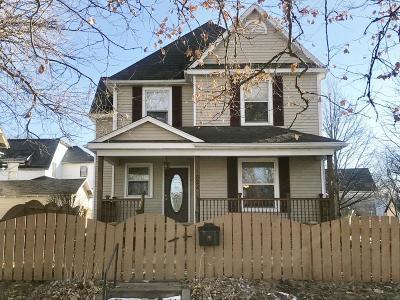 Boone Single Family Home For Sale: 522 Monona Street