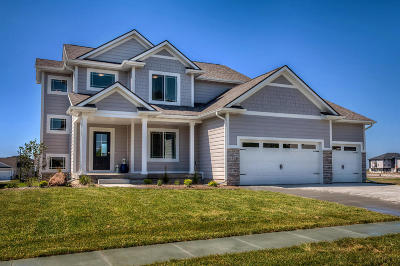 Ames Single Family Home For Sale: 5312 Rowling Drive