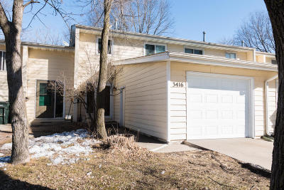 Ames Single Family Home For Sale: 3416 Harcourt Drive