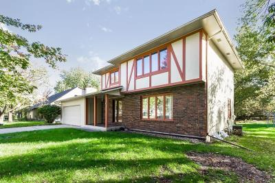 Ames Single Family Home For Sale: 212 Trail Ridge Road