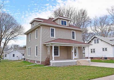 Boone Single Family Home For Sale: 1303 Carroll Street