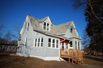 Boone Single Family Home For Sale: 607 Clay Street