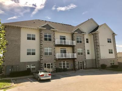 Story County Condo/Townhouse For Sale: 4503 Twain Cr. Unit 303
