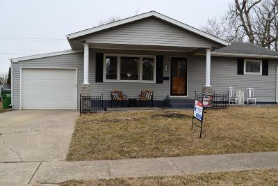 Boone Single Family Home For Sale: 2109 Marshall Street
