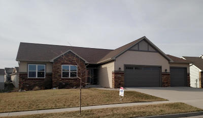 Ames Single Family Home For Sale: 5326 Springbrook Drive