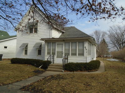 Boone IA Single Family Home For Sale: $74,900