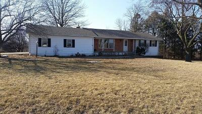 Boone Single Family Home For Sale: 883 Nature Road