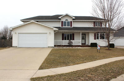 Ames Single Family Home For Sale: 316 Topaz Court
