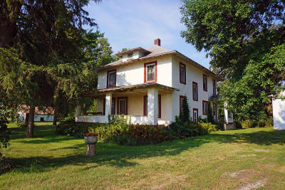 Story County Farm & Ranch For Sale: 58455 290th Street