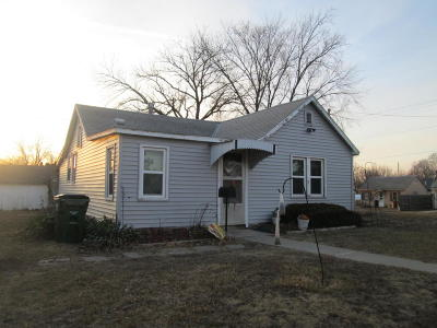 Boone Single Family Home For Sale: 2127 Marshall Street