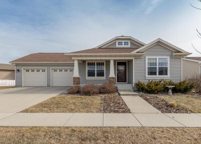 Ames Single Family Home For Sale: 2847 Aspen Road