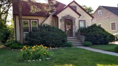 Ames Single Family Home For Sale: 1111 Curtiss Avenue