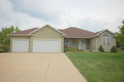 Boone Single Family Home For Sale: 1403 Lowell Circle