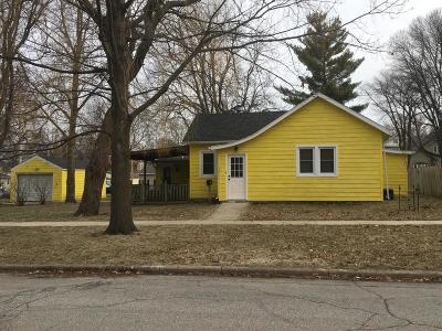 Boone Single Family Home For Sale: 1021 2nd Street