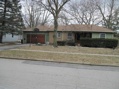 Ames Single Family Home For Sale: 1004 Murray Drive