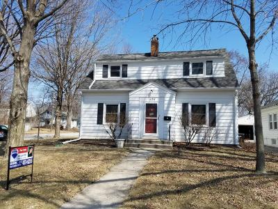 Ames Single Family Home For Sale: 1126 Curtiss Avenue