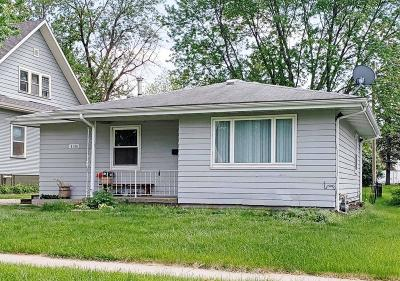 Boone Single Family Home For Sale: 118 W 7th Street