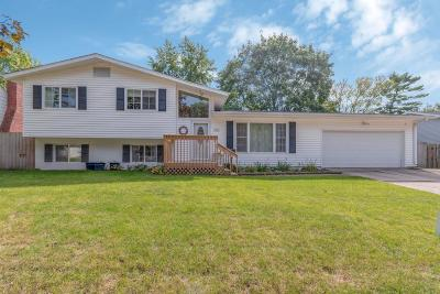 Ames Single Family Home For Sale: 1310 Coolidge Drive