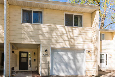 Story County Condo/Townhouse For Sale: 3409 Harcourt Drive