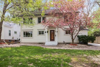 Ames Single Family Home For Sale: 407 Pearson Avenue